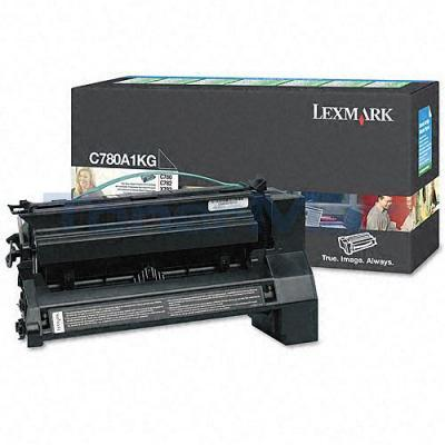 LEXMARK C780 X782 TONER CARTRIDGE BLACK 6K RP